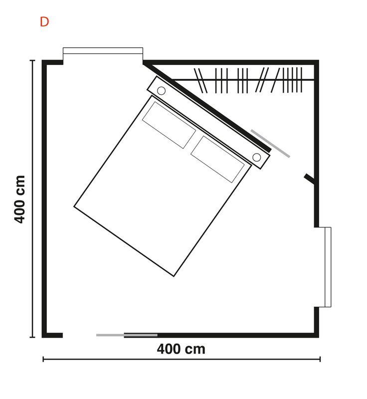 17 migliori idee su design camera da letto piccola su for Piani cabina di una camera da letto