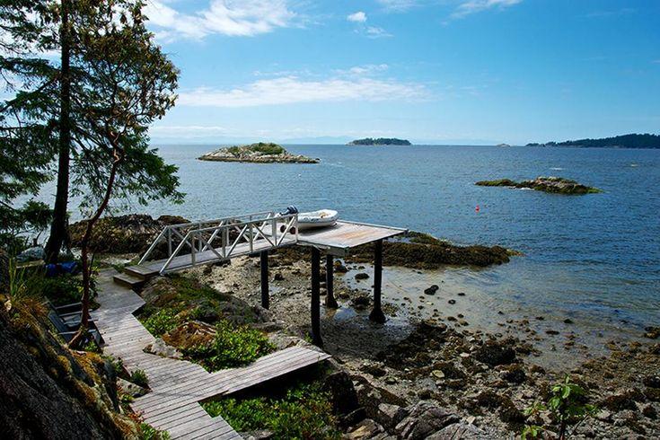 Bowen Island Beach House