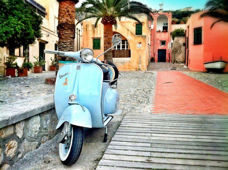 Vespa & Italy ♥