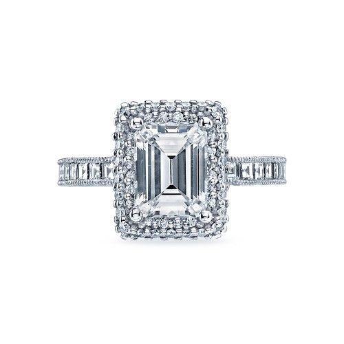 Diamond's Direct-  @TACORI Style# HT2517EC85X65 - Blooming Beauties - Engagement Rings