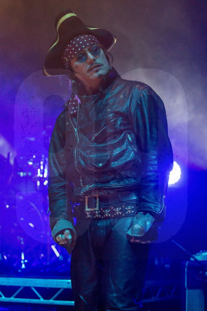 Adam Ant Hammersmith Concert 2014 Photo by 99 Probs