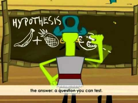 Science Pirates Songs - Hypothesis Song - YouTube