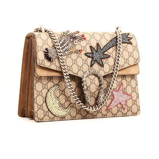 Gucci Dionysus Embroidered. CBL Bags.