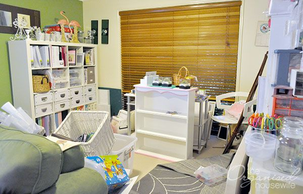 {De georganiseerde Huisvrouw} Craft Kamer Revisie 1