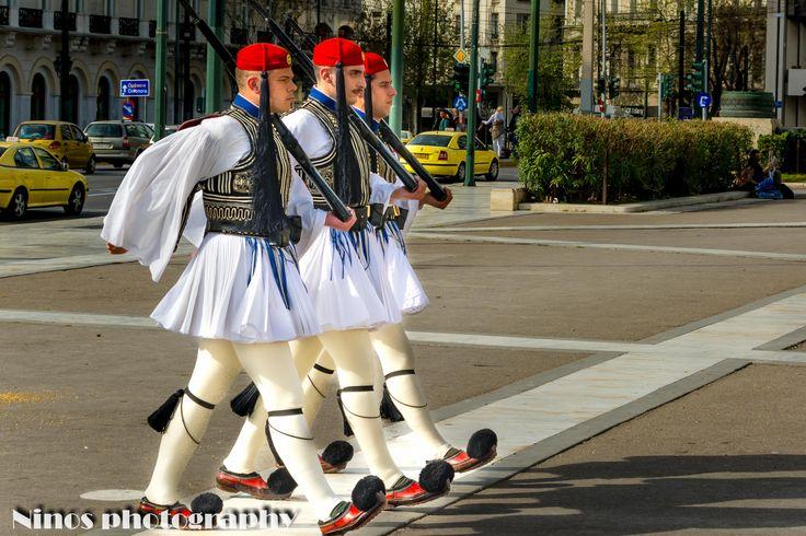 #tsolias #sintagma #athens #Greece #ninosphotography