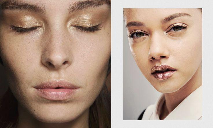 #макияж #подводка #тени #makeup #тренд #розовый #beauty #стиль #мода #влажноевеко #мокрыйсмоки #смоки #глянец #нюд #идеимакияжа #матовый #розовый #металлик #бронза #сияние