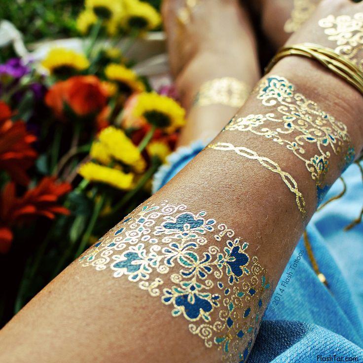 1000 ideas about gold tattoo on pinterest flash tattoos flash tats and metallic temporary tattoo. Black Bedroom Furniture Sets. Home Design Ideas