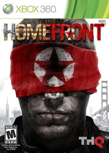 Home front Xbox 360, purchased from game stop for buy one get one free