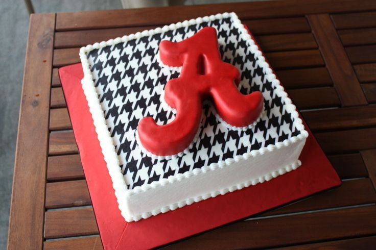 Alabama Grooms Cake Decorating Community Cakes We Bake Picture #