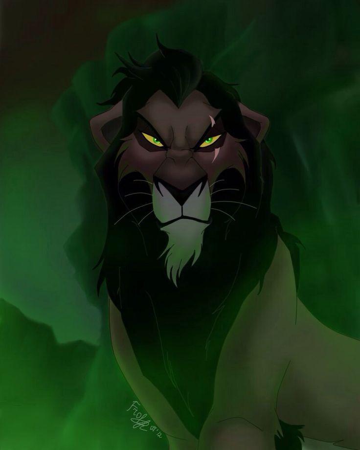 Disney Challenge, Day 14: Favorite villain? - Scar.