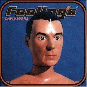 "CvA097. David Byrne ""Feelings"" by Stefan Sagmeister / Luaka Bop 1997 / #Albumcover"
