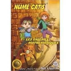 Numé Cat's - Les énigmes mathématiques