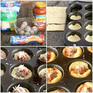 Cheesy Meatball Bites - Butter With A Side of Bread