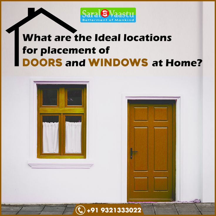 How Vastu will have an impact on your main entrance door?