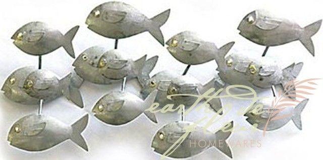 Beach Coastal Decor Fish Ocean Wall Art 16