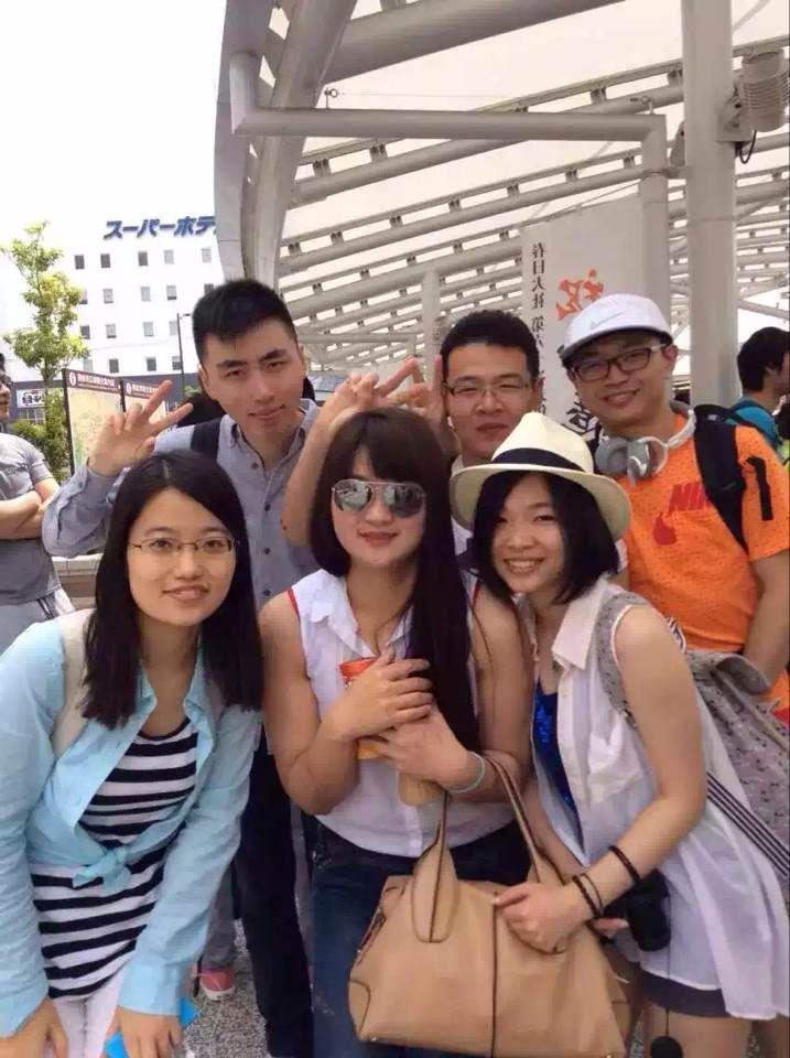 ヤマトクラスの学生たち