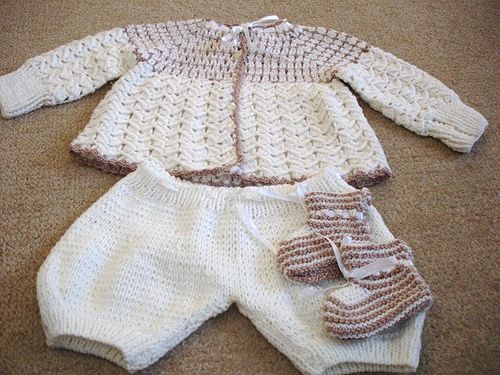 chambritas tejidas on Pinterest | Baby Crochet Patterns, Hand ...