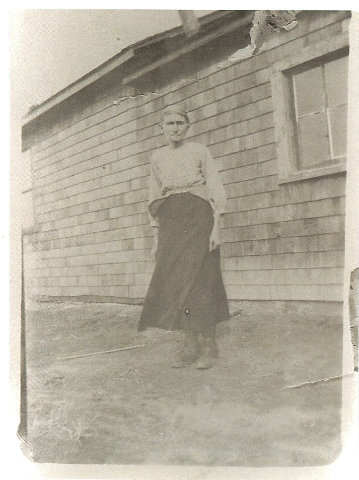 "Laura Ladocia ""Docia"" Ingalls Forbes 1846 - 1918, sister of Charles Ingalls, Aunt of Laura Ingalls Wilder."