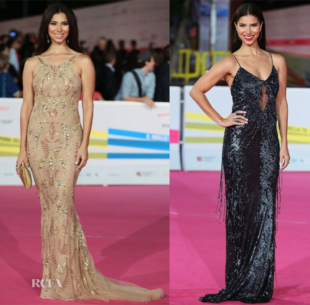 Roselyn Sanchez In Amen Couture – Fiction Fest 2013