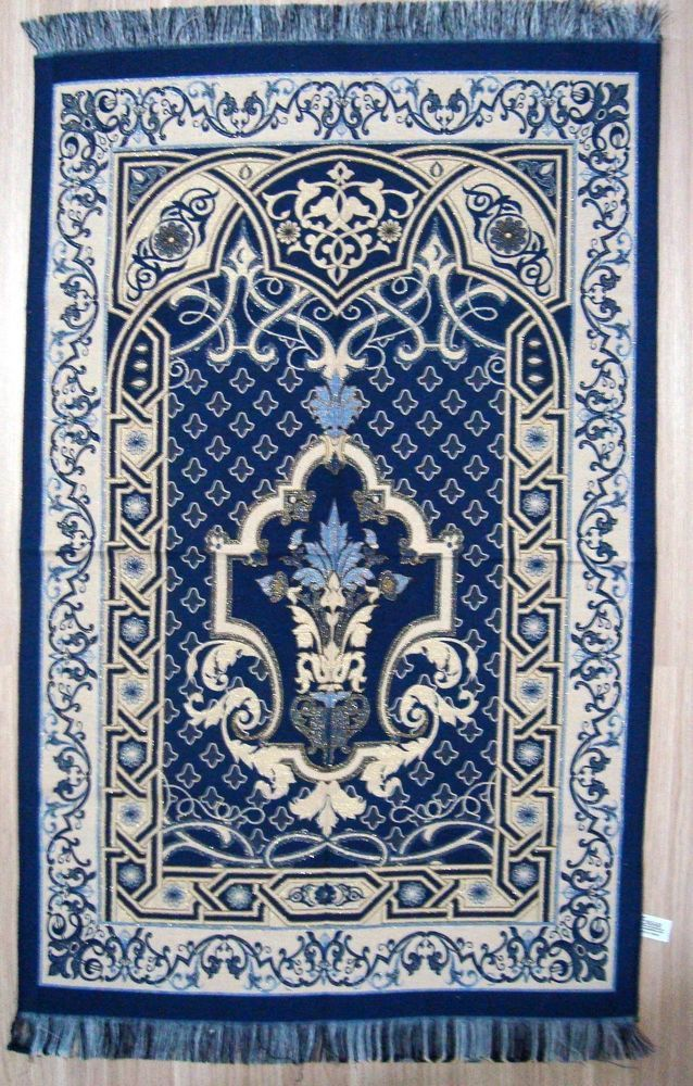 New islamic prayer rug - CARPET - Mat Namaz Salat Musallah Şönil islamic gift