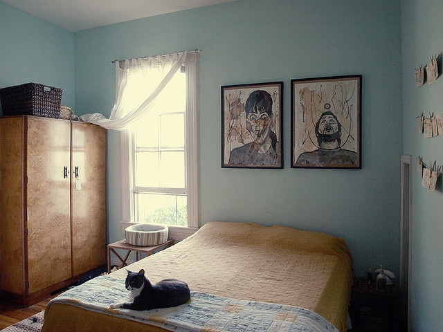 Best 1000 Images About 1950S Art Moderne Master Bedroom On 400 x 300