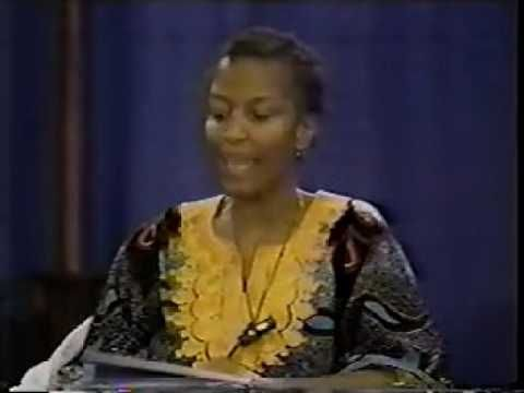 Sr Thea Bowman Speech to US Catholic Bishops 1989 - YouTube