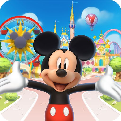 Disney Magic Kingdoms by Gameloft