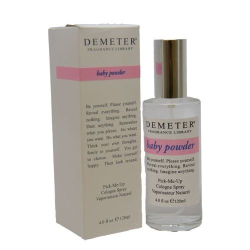 Cool Baby Powder By Demeter For Women. Pick-me Up Cologne Spray 4.0 Oz