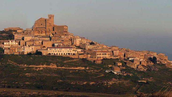 Desde este 1 de enero la localidad navarra de Ujué formará parte de la Asociación de los Pueblos más Bonitos de España