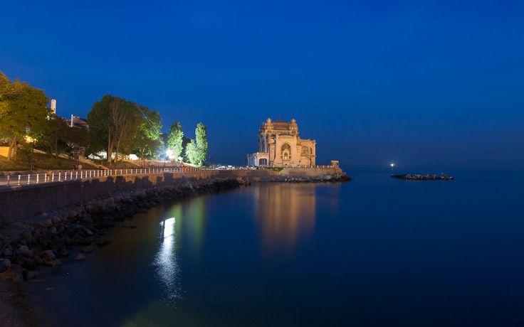 I's Blog: The Black Sea 2014: Mamaia & Constanța!