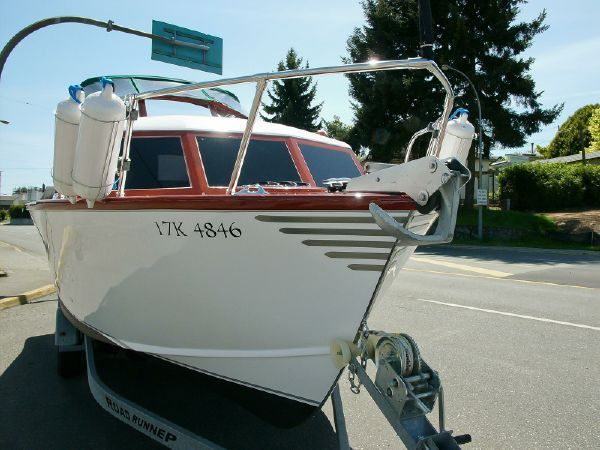 1955 Chris Craft 22 Express Cruiser used boat for sale ...