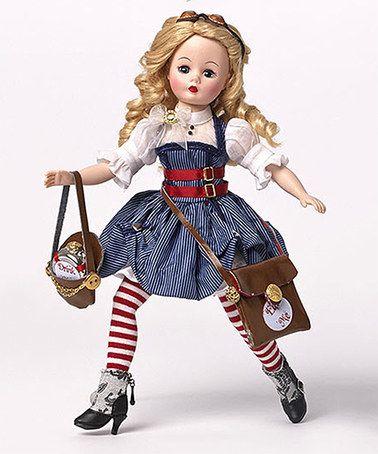 Loving this Steampunk Alice in Wonderland 16'' Doll on #zulily! #zulilyfinds