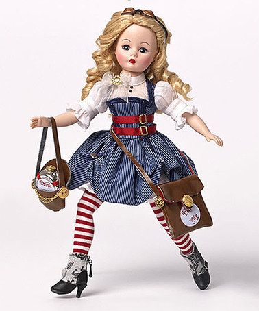 Loving this Steampunk Alice in Wonderland 16'' Doll on #zulily! #zulilyfinds
