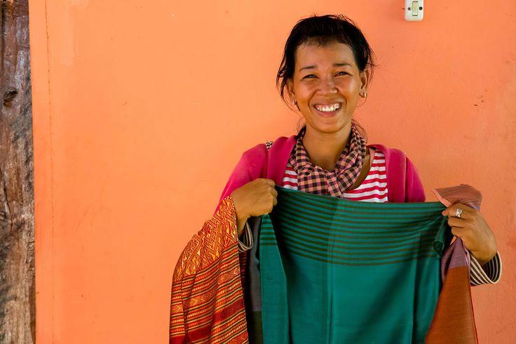 Ver la vida a todo color en la isla de la seda o Koh Dach - Diez cosas que hacer en Phnom Penh