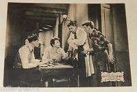 RARE Carte photo Film Les Belles de NUIT René CLAIR 1952 Gérard PHILIPPE + Pub 8