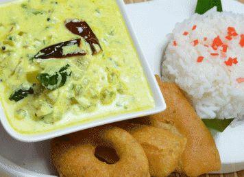 Snake Gourd Yogurt Curry