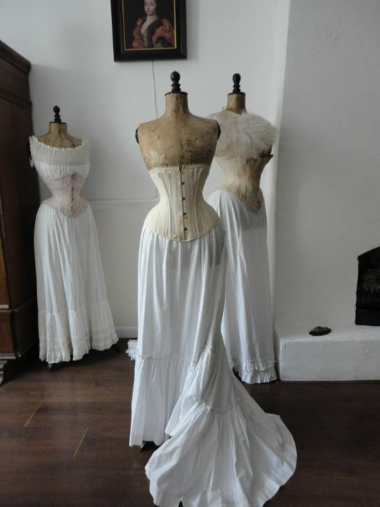 wasp waist dress forms lovely display of corsets