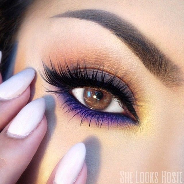beautiful look @she_looks_rosie BROWS: Brow Duo and Dipbrow in Medium EYES: Artist Palette. A touch of 'Phresh' on tear duct. 'Blue Velvet' and 'Unicorn' on waterline. Transition/smoked using Buttery, Dusty Rose and Coal. LASHES: @houseoflashes ICONIC lashes #anastasiabrows #anastasiabeverlyhills #ArtistPalette