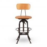 Vintage Toledo Bar Chair/Stool