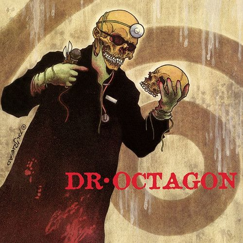 Kool Keith - Dr. Octagon Dr. Octagonecologyst Vinyl 2LP