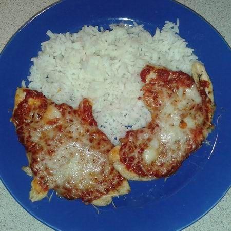 Csőben sült csirkemell fűszeres paradicsomszósszal Recept képpel - Mindmegette.hu - Receptek