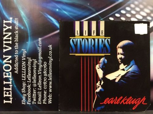 Earl Klugh Life Stories LP Album Vinyl Record 925478 A4/B2 Jazz Blues 80's Music:Records:Albums/ LPs:Jazz:Traditional/ Dixieland