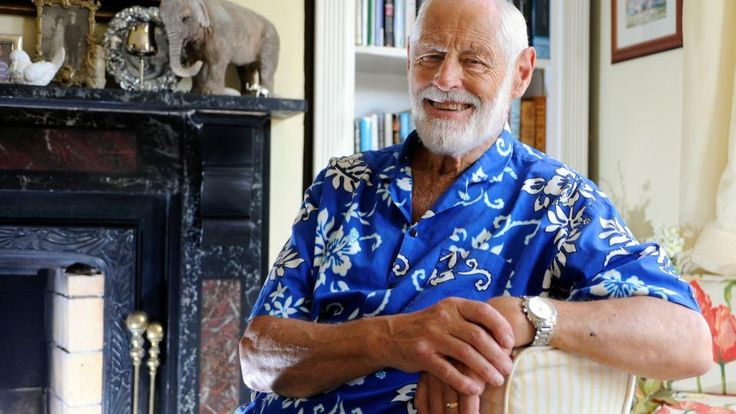 """The Gentleman Browne 'Is he still alive?"""" people keep asking. Yes he is, very much so, and is as challenging as ever. Visionary, revolutionary and preparing to take leave of his """"carcass"""" for a far better place, 84-year-old psychiatrist Ivor Browne believes that global societal collapse is imminent."""