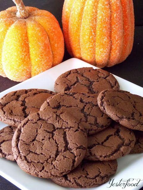 Yesterfood : Dark Chocolate Chewies