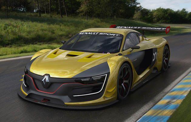 「GT-R」とどっちが速い!? 「ルノー・スポール R.S. 01」がワールドプレミア!! - Autoblog 日本版