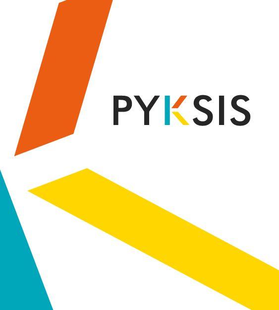 Refonte de l'identité visuelle de Pyksis Communication, filiale du cabinet Oneida Associés (2017)