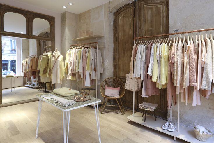 Boutique des petits hauts 21 rue beaurepaire paris mode accessoire - Des petits hauts boutiques ...