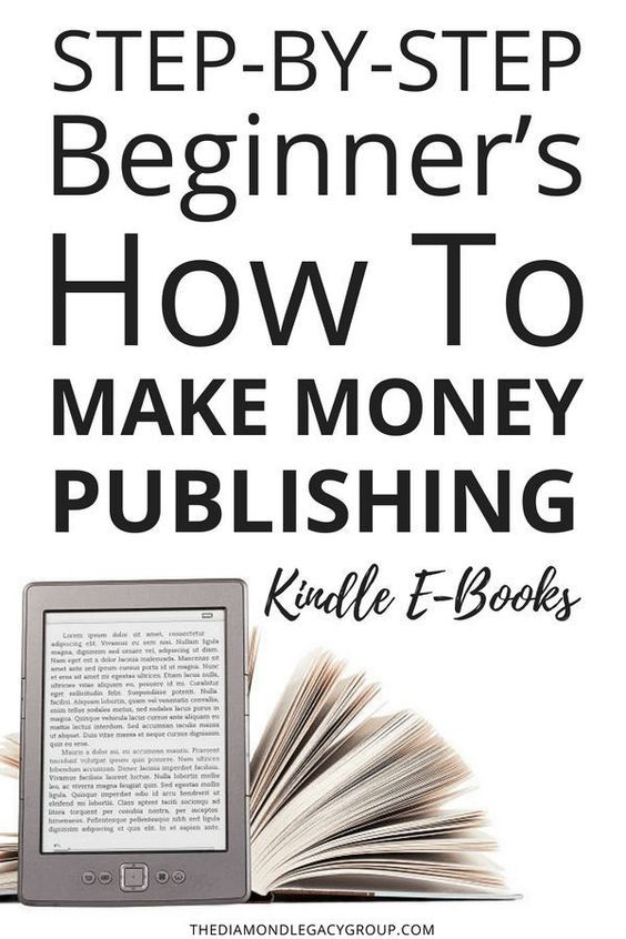 How To Make Money Publishing Kindle Books