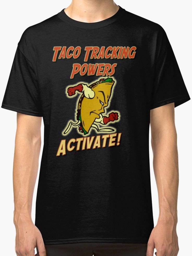 Taco Tracking Powers Activate