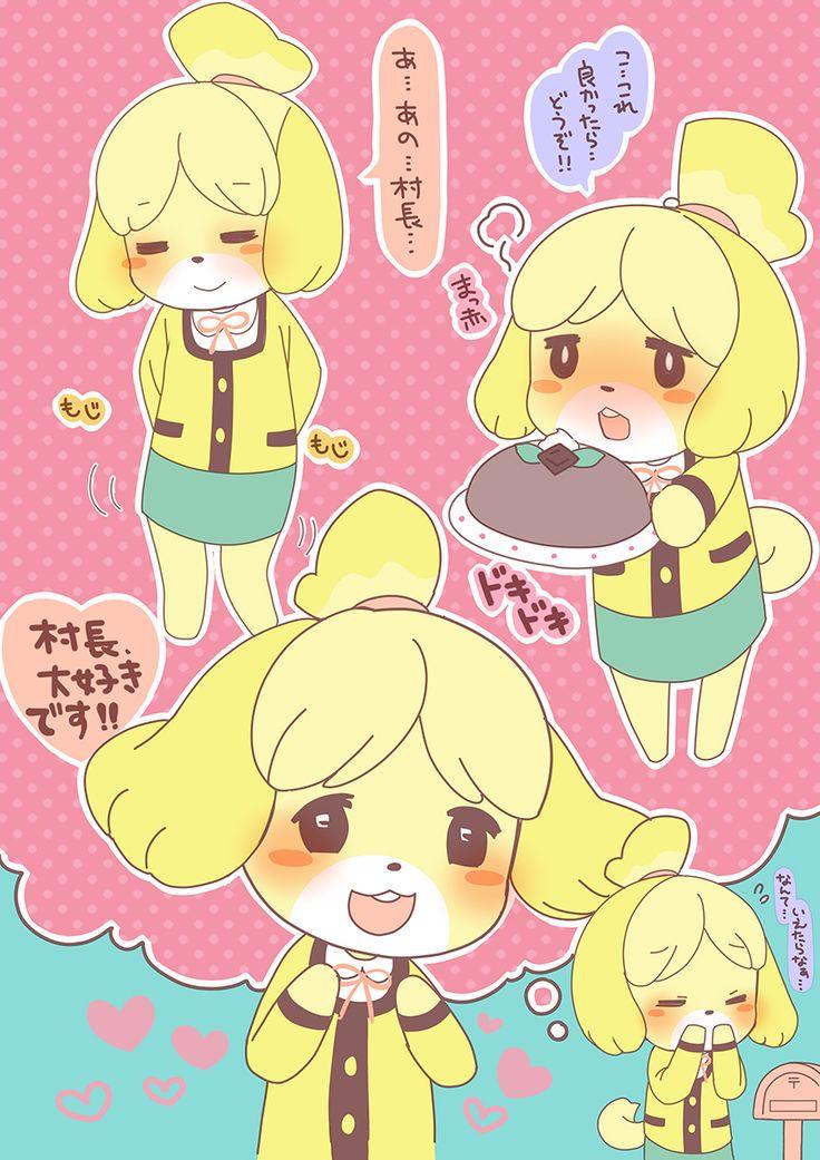 Animal Crossing Villager Girl Porn - Doubutsu no Mori (Animal Crossing) Image - Zerochan Anime Image Board
